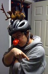 Carrick's holiday bike gear