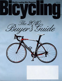 Bicycling Magazine's Buyer's Guide