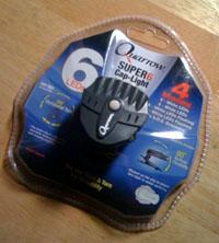 Quarro Super6 Cap-Light
